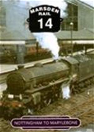 Rent Marsden Rail 14: Nottingham to Marylebone Online DVD Rental