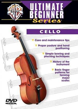 Rent Ultimate Beginner Series: Cello Online DVD Rental