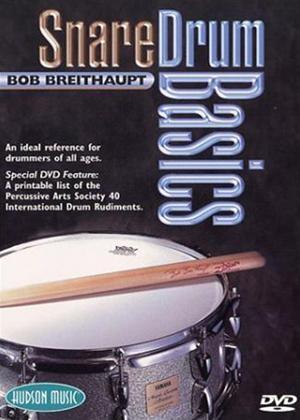 Rent Snare Drum Basics Online DVD Rental