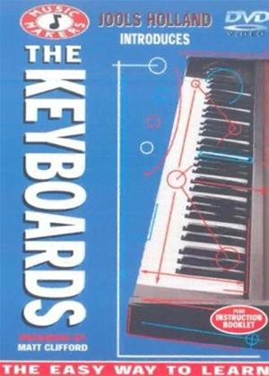 Rent Music Makers: Keyboards Online DVD Rental
