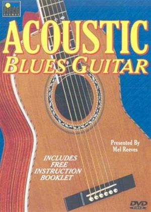 Acoustic Blues Guitar Online DVD Rental