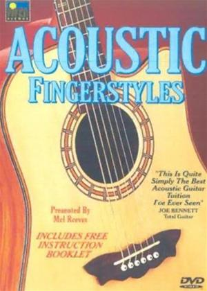 Rent Acoustic Fingerstyles Online DVD Rental