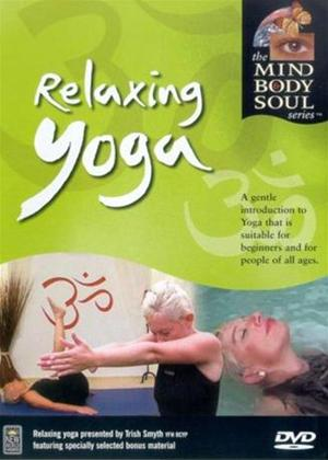 Rent Relaxing Yoga Online DVD Rental