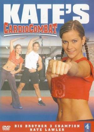 Rent Kate's Cardio Combat Online DVD Rental
