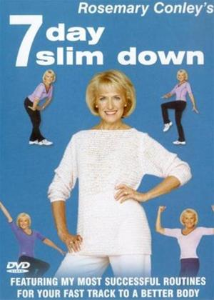 Rent Rosemary Conley: 7 Day Slim Down Online DVD Rental