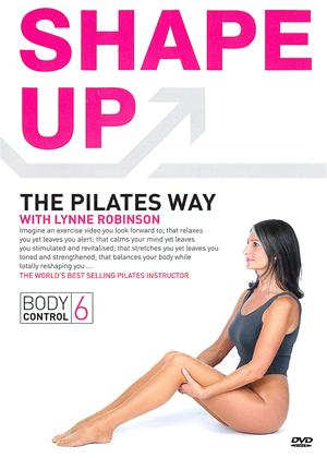 Rent Shape Up the Pilates Way with Lynne Robinson Online DVD Rental