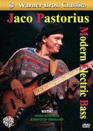Rent Jaco Pastorius: Modern Electric Bass Online DVD Rental