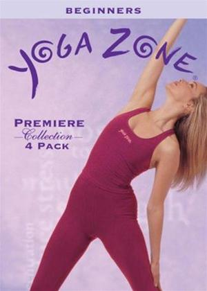 Rent Yoga Zone Online DVD Rental