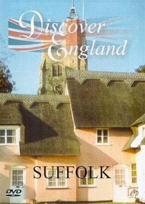 Rent Discover England: Suffolk Online DVD Rental