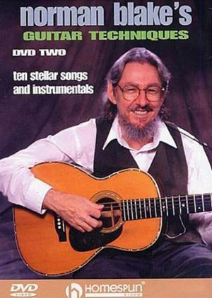 Rent Norman Blake's Guitar Techniques DVD Two Online DVD Rental