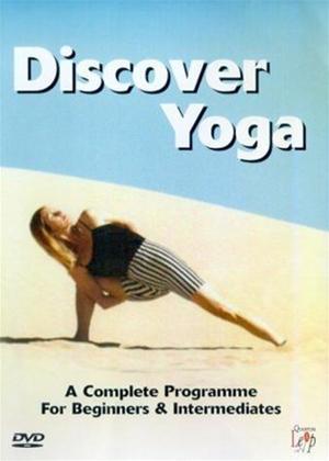 Rent Discover Yoga Online DVD Rental