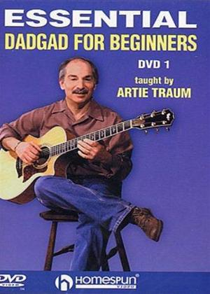 Rent Artie Traum: Essential DADGAD for Beginners DVD: Vol.1 Online DVD Rental