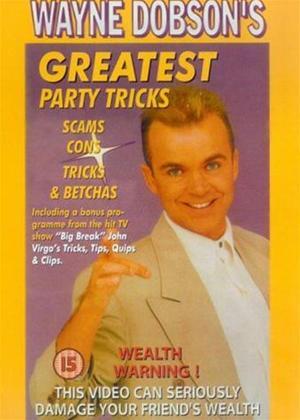 Rent Wayne Dobson: Greatest Party Tricks Online DVD Rental