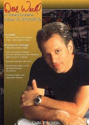 Rent Dave Weckl: How to Practice Online DVD Rental
