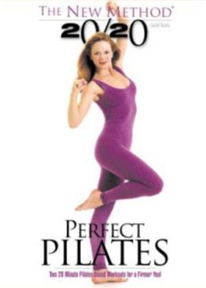 Rent The New Method 20/20: Perfect Pilates Online DVD Rental