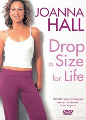 Rent Joanna Hall's Drop a Size for Life Online DVD Rental