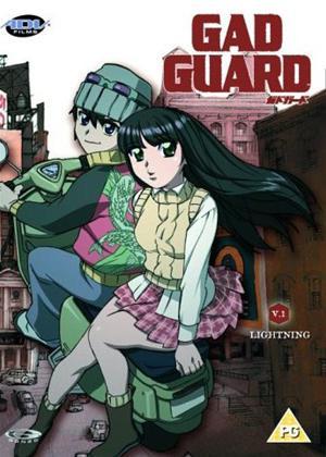 Gad Guard: Vol.1 Online DVD Rental