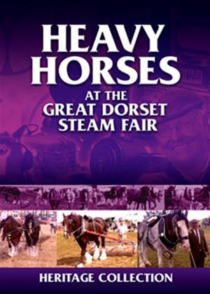 Heavy Horses at the Steam Fair Online DVD Rental