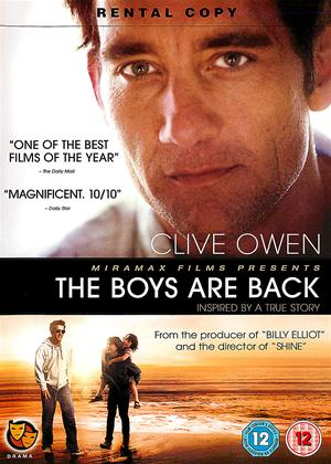 The Boys Are Back Online DVD Rental