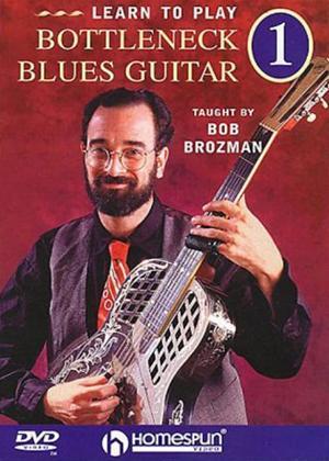 Rent Learn to Play: Bottleneck Blues Guitar: Vol.1 Online DVD Rental