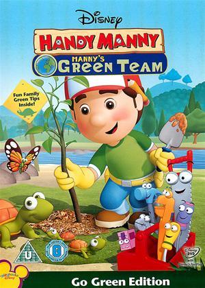 Rent Handy Manny: Green Team Online DVD Rental