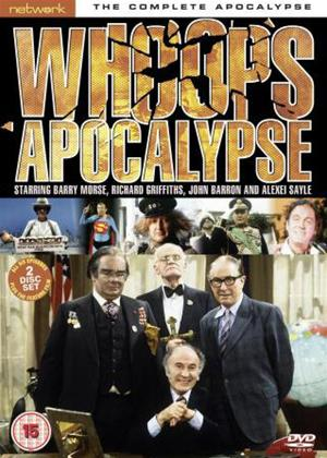Rent Whoops Apocalypse: The Complete Apocalypse Online DVD Rental