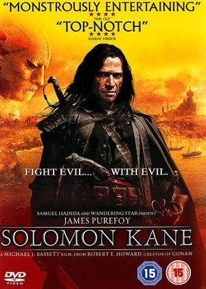 Solomon Kane Online DVD Rental