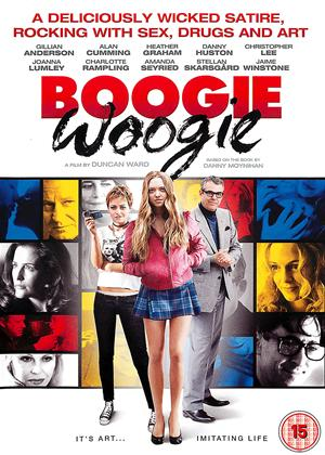 Boogie Woogie Online DVD Rental