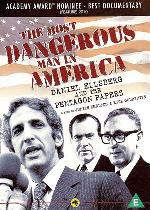 The Most Dangerous Man in America Online DVD Rental