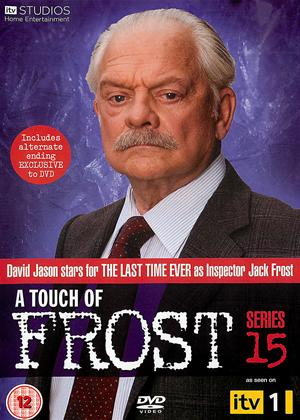 A Touch of Frost: Series 15 Online DVD Rental