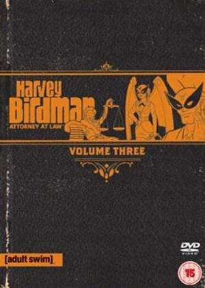 Rent Harvey Birdman, Attorney at Law: Vol.3 Online DVD Rental