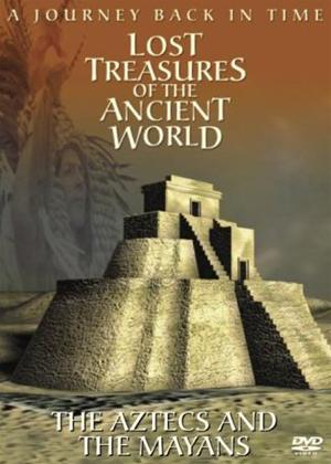 Rent Lost Treasures of The Ancient World: The Aztecs and The Mayans Online DVD Rental