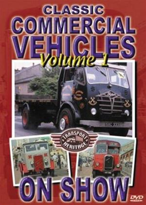 Rent Classic Commercial Vehicles: Vol.1 Online DVD Rental