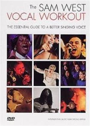 Rent The Sam West Vocal Workout Online DVD Rental