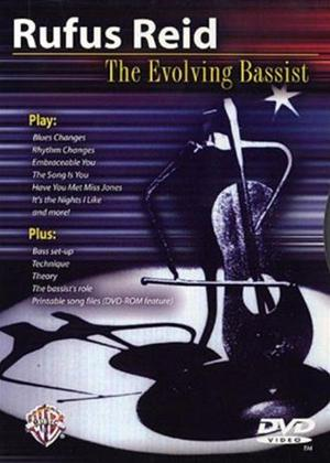 Rent Rufus Reid: The Evolving Bassist Online DVD Rental