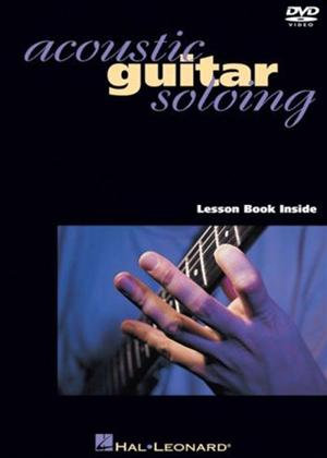 Rent Acoustic Guitar Soloing: Jamie Findlay Online DVD Rental