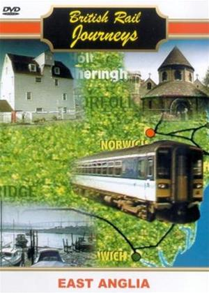 Rent British Rail Journeys: East Anglia Online DVD Rental