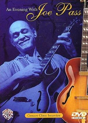 Rent An Evening with Joe Pass Online DVD Rental