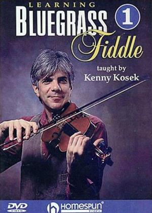 Rent Kenny Kosek: Learning Bluegrass Fiddle: Vol.1 Online DVD Rental