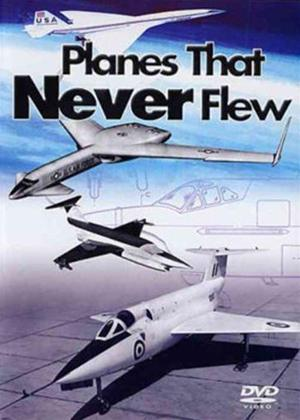 Planes That Never Flew Online DVD Rental