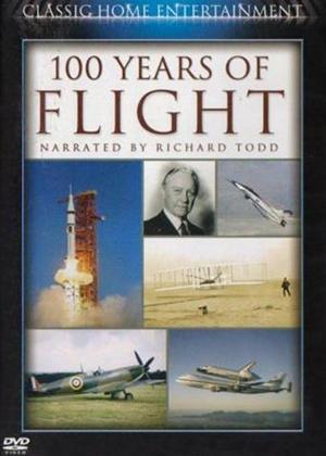 Rent 100 Years of Flight Online DVD Rental