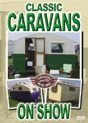 Classic Caravans Online DVD Rental