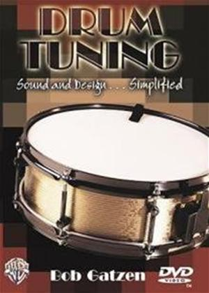 Rent Drum Tuning: Sound and Design Simplified Online DVD Rental