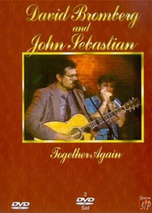 David Bromberg and John Sebastian: Together Again Online DVD Rental