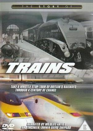 Rent The Story of Trains Online DVD Rental