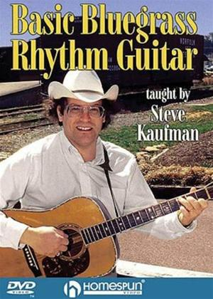 Basic Bluegrass Rhythm Guitar: Basic Bluegrass Rhythm Guitar Online DVD Rental