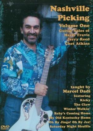 Rent Nashville Picking: Vol.1 Online DVD Rental