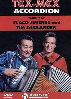 Tex-Mex Accordion Online DVD Rental
