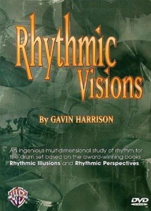 Rent Gavin Harrison: Rhythmic Visions Online DVD Rental