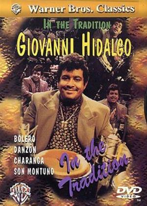 Rent Giovanni Hidalgo: In the Tradition Online DVD Rental